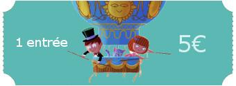 Réservez vos places pour Festi Bout'Chou
